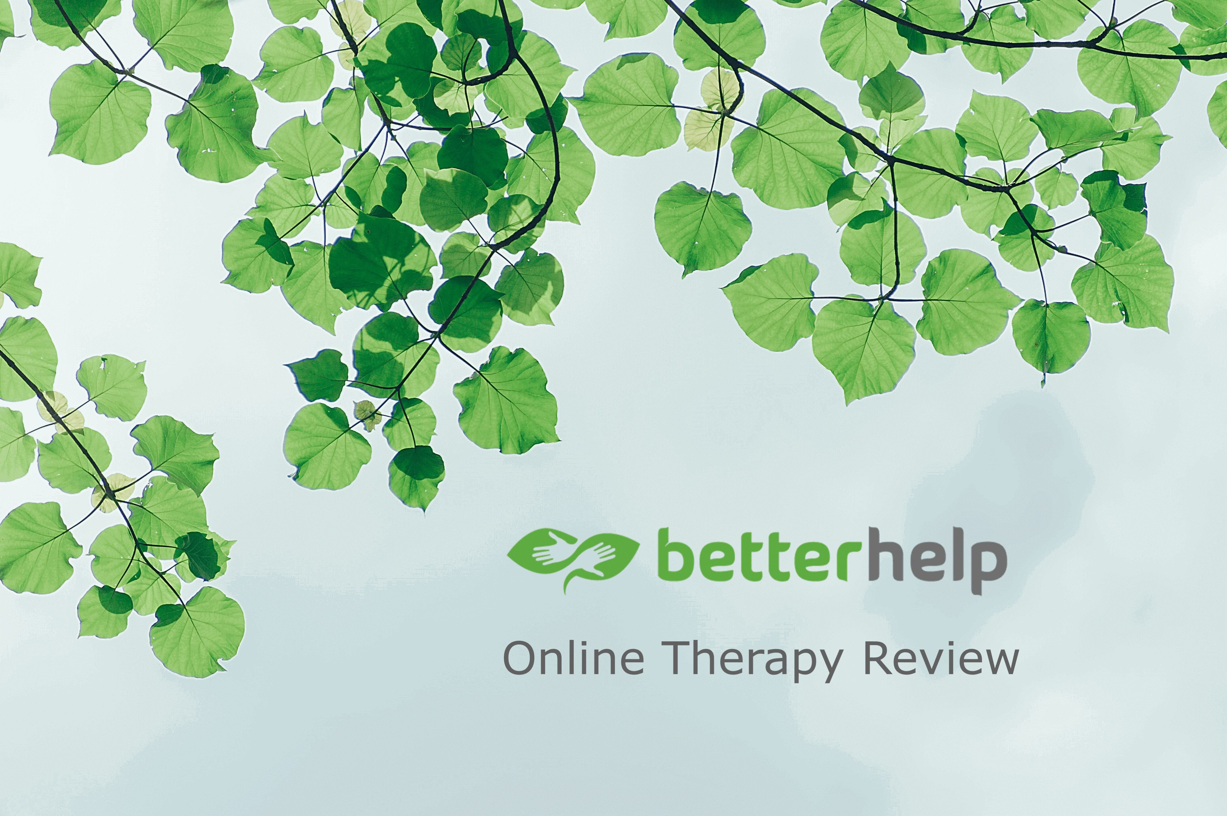 Betterhelp - online therapy review